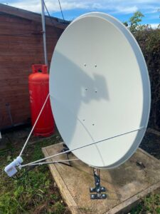 1.3M Primesat Satellite Dish for Eumetcast Reception
